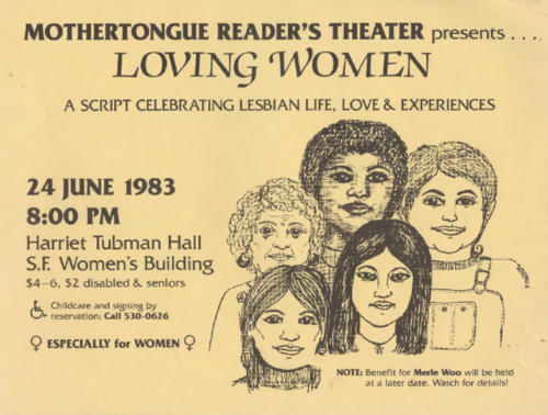 loving women poster